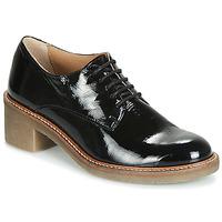 kengät Naiset Derby-kengät Kickers OXYBY Musta