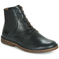 kengät Naiset Bootsit Kickers TITI Black