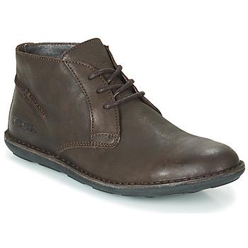 kengät Miehet Bootsit Kickers SWIBO Ruskea