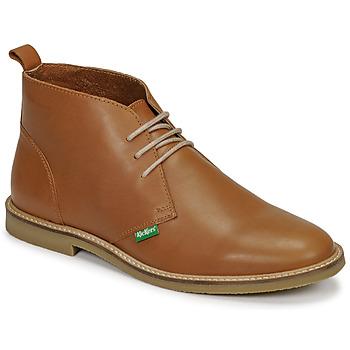 kengät Miehet Bootsit Kickers TYL Camel