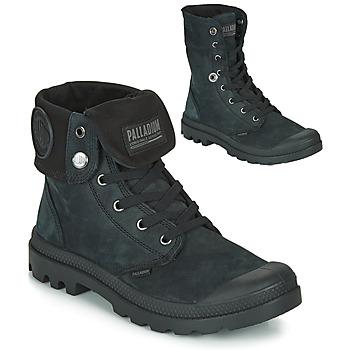 kengät Bootsit Palladium PAMPA BAGGY NBK Black
