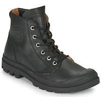 kengät Bootsit Palladium PAMPA HI LTH UL Black