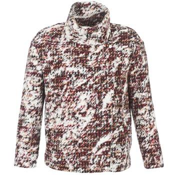 vaatteet Naiset Paksu takki See U Soon POTNO Brown / Beige