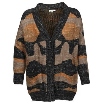 vaatteet Naiset Neuleet / Villatakit See U Soon DUZIR Multicolour