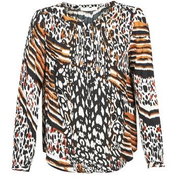 vaatteet Naiset Topit / Puserot See U Soon CABRI Multicolour