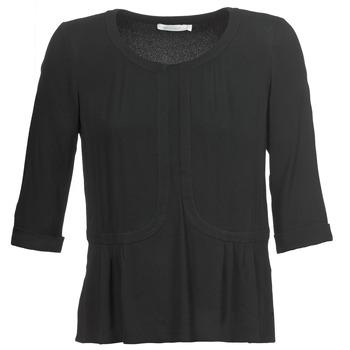 vaatteet Naiset Topit / Puserot See U Soon CABRIOU Black