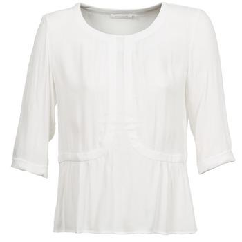 vaatteet Naiset Topit / Puserot See U Soon CABRILA White