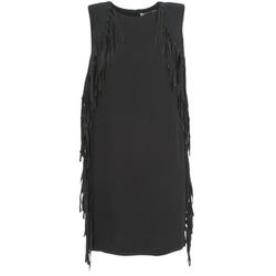 vaatteet Naiset Lyhyt mekko See U Soon LOUBIRA Musta