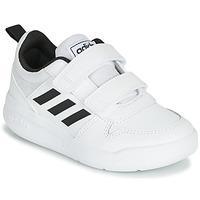 kengät Lapset Matalavartiset tennarit adidas Performance VECTOR C White / Black
