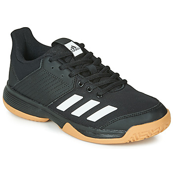 kengät Lapset Matalavartiset tennarit adidas Performance LIGRA 6 YOUTH Black