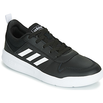 kengät Lapset Matalavartiset tennarit adidas Performance VECTOR K Black / White