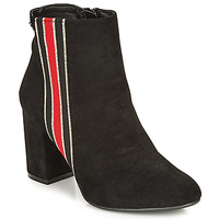 kengät Naiset Nilkkurit Refresh 69113-BLACK Black