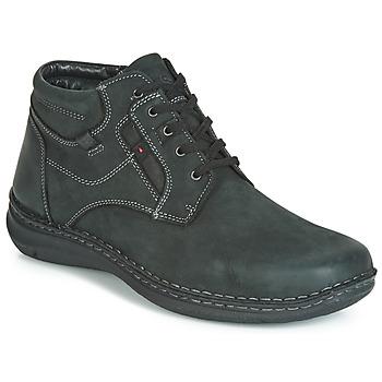 kengät Miehet Bootsit Josef Seibel ANVERS 35 Black