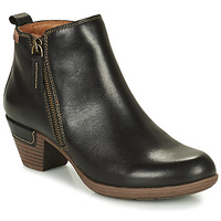 kengät Naiset Nilkkurit Pikolinos ROTTERDAM 902 Black