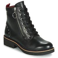 kengät Naiset Bootsit Pikolinos VICAR W0V Black
