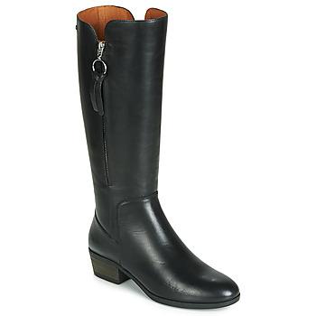 kengät Naiset Saappaat Pikolinos DAROCA W1U Black