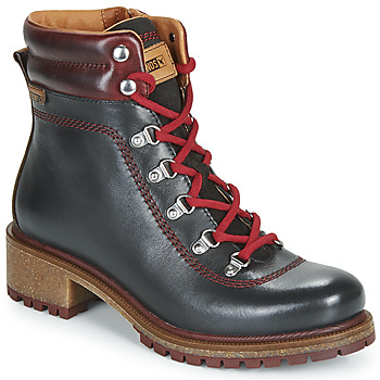 kengät Naiset Bootsit Pikolinos ASPE W9Z Black
