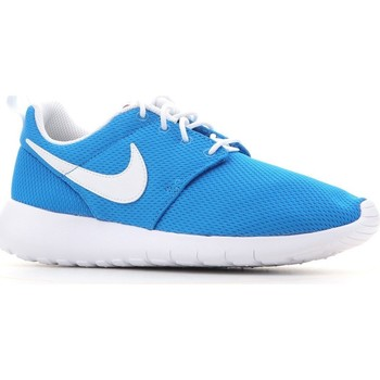 kengät Naiset Matalavartiset tennarit Nike Roshe One (GS) 599728 422 blue