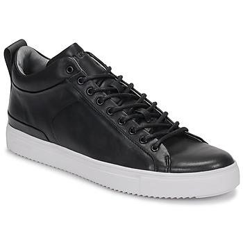 kengät Miehet Matalavartiset tennarit Blackstone SG29 Black
