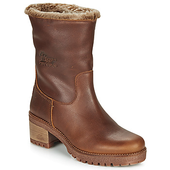 kengät Naiset Bootsit Panama Jack PIOLA Ruskea