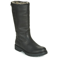 kengät Naiset Bootsit Panama Jack BAMBINA Musta