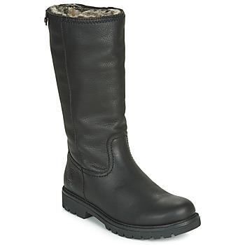 kengät Naiset Saappaat Panama Jack BAMBINA Black