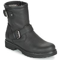 kengät Naiset Bootsit Panama Jack FELINA Black