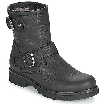 kengät Naiset Bootsit Panama Jack FELINA Musta