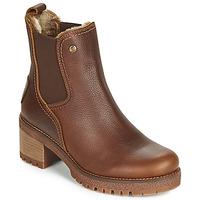 kengät Naiset Nilkkurit Panama Jack PIA Brown
