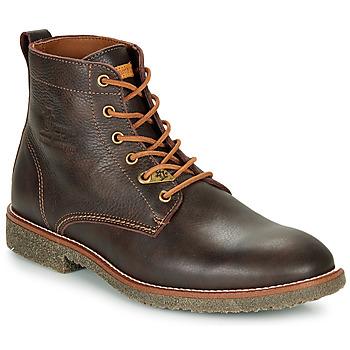 kengät Miehet Bootsit Panama Jack GLASGOW Ruskea