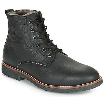 kengät Miehet Bootsit Panama Jack GLASGOW Black