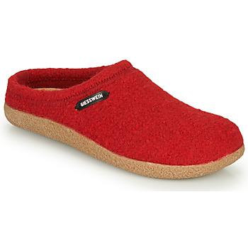 kengät Naiset Tossut Giesswein VEITSCH Punainen