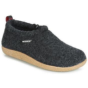 kengät Naiset Tossut Giesswein VENT Anthracite