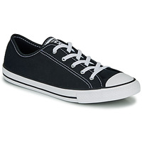 kengät Naiset Matalavartiset tennarit Converse CHUCK TAYLOR ALL STAR DAINTY GS  CANVAS OX Black