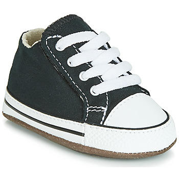 kengät Lapset Korkeavartiset tennarit Converse CHUCK TAYLOR ALL STAR CRIBSTER CANVAS COLOR  HI Black