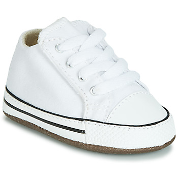 kengät Lapset Korkeavartiset tennarit Converse CHUCK TAYLOR ALL STAR CRIBSTER CANVAS COLOR  HI White