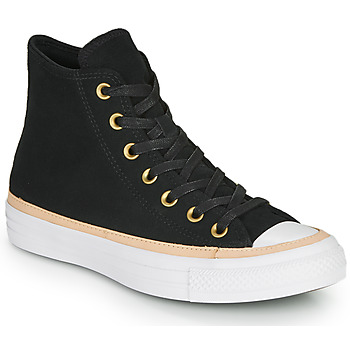 kengät Korkeavartiset tennarit Converse CHUCK TAYLOR ALL STAR VACHETTA LEATHER HI Black
