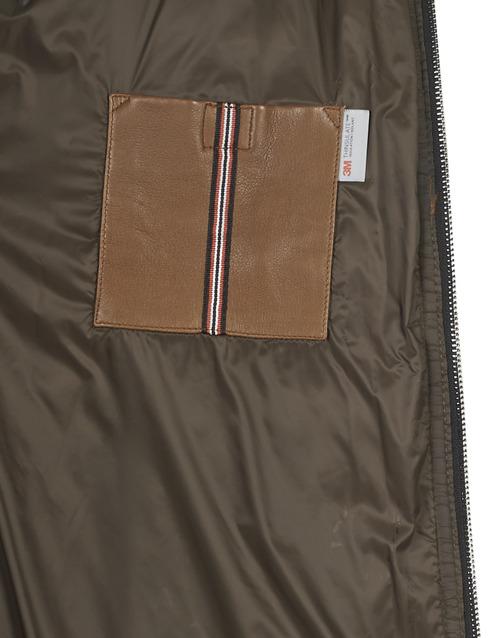 Oakwood Mary Cognac - Ilmainen Toimitus- Vaatteet Toppatakki Naiset 469