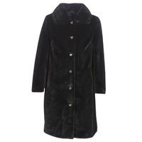 vaatteet Naiset Paksu takki Oakwood PROGRAM Musta