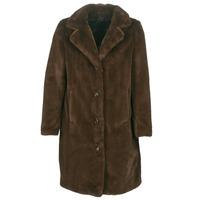 vaatteet Naiset Paksu takki Oakwood CYBER Ruskea