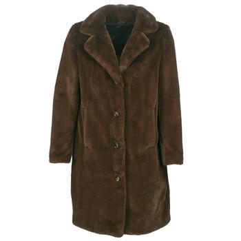 vaatteet Naiset Paksu takki Oakwood CYBER Brown