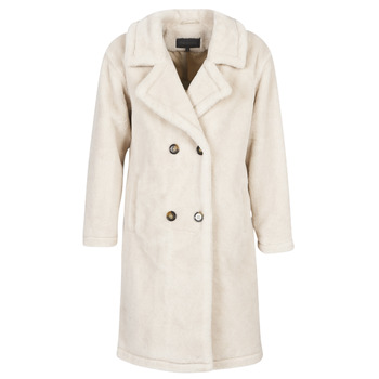 vaatteet Naiset Paksu takki Oakwood AMAZING Beige