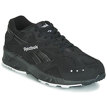 kengät Miehet Matalavartiset tennarit Reebok Classic AZTREK 93 Black