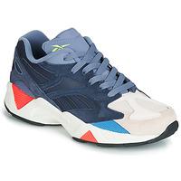 kengät Matalavartiset tennarit Reebok Classic AZTREK 96 Grey / Blue