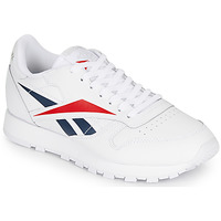 kengät Matalavartiset tennarit Reebok Classic CL LEATHER VECTOR White