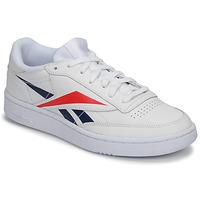 kengät Matalavartiset tennarit Reebok Classic CLUB C 85 MU White