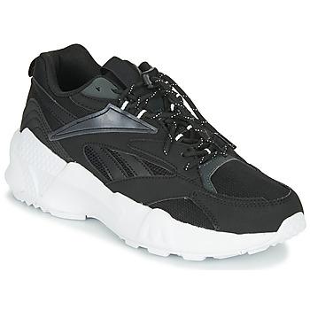 kengät Naiset Matalavartiset tennarit Reebok Classic AZTREK DOUBLE MIX L Black