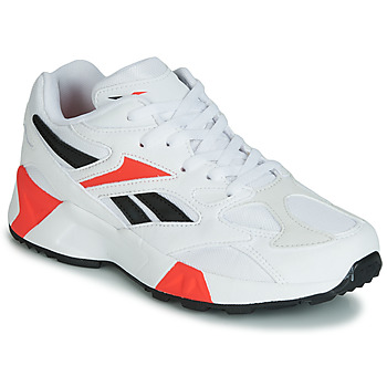 kengät Pojat Matalavartiset tennarit Reebok Classic AZTREK 96 J White