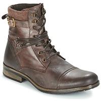kengät Miehet Bootsit Casual Attitude RIVIGH Brown