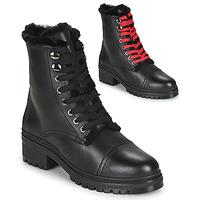 kengät Naiset Bootsit Unisa IRACHE Black